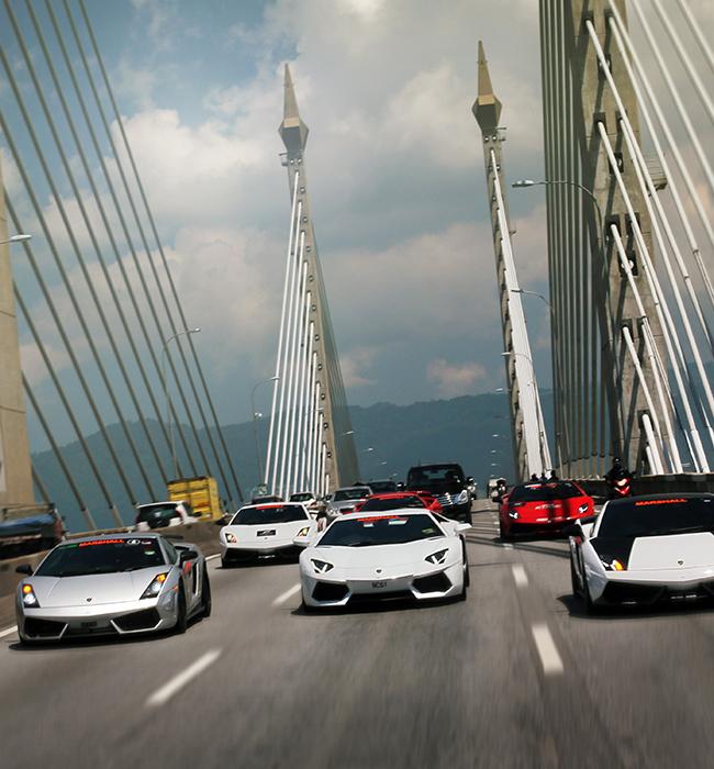 Lamborghini Club Malaysia | Lamborghini.com