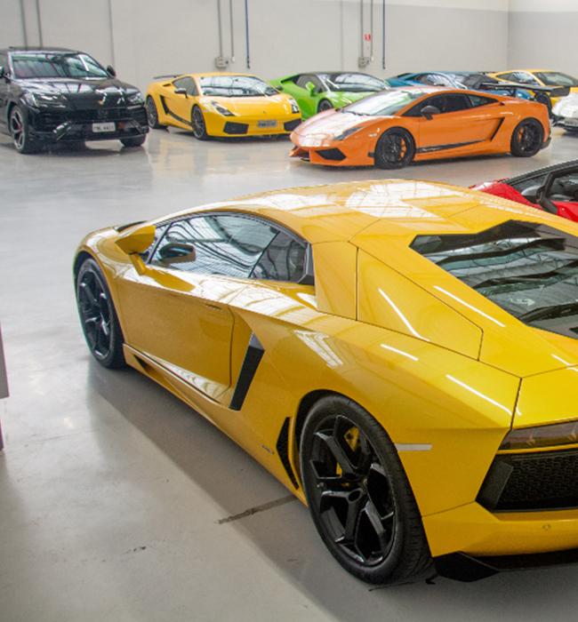 Lamborghini Club Brésil | Lamborghini.com