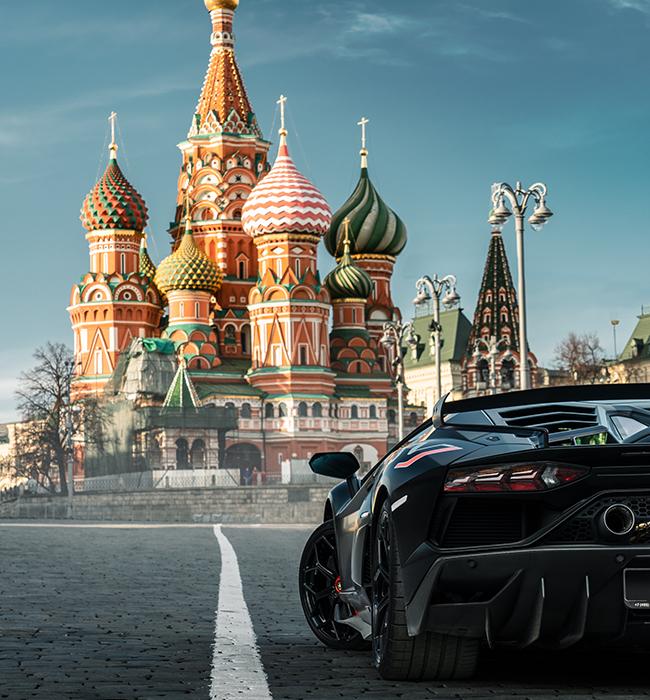 Lamborghini Club俄罗斯 | Lamborghini.com