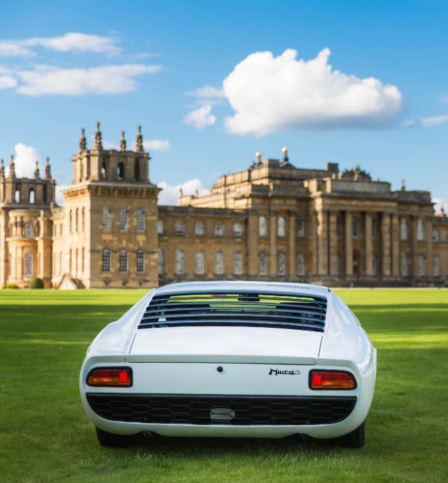 Lamborghini Club Великобритания | Lamborghini.com